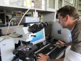 Boise State University professor Troy Rohn is a member of the Idaho Alzheimer's Planning Group