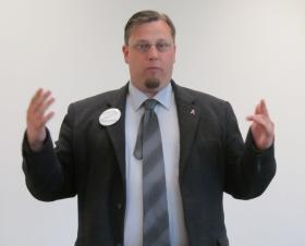 Luke Franklin is president of the Meridian Education Association.