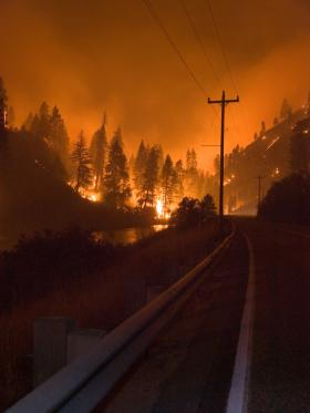 The Springs Fire burned more than 6,000 acres near Garden Valley, Idaho last summer