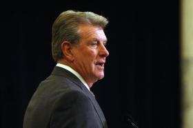 Idaho Gov. Butch Otter attended the Western Governor's meeting in Utah last weekend.