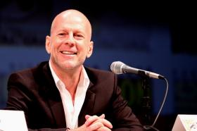 Bruce Willis will cater meals for about 450 wildland firefighters near Sun Valley, Idaho.