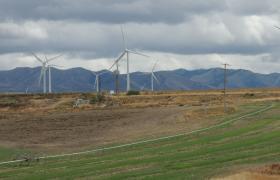Multi use farm near the Snake River in eastern Idaho