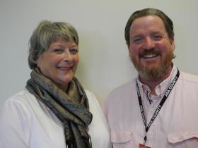 Judge Carolyn Minder and Judge James Cawthon are the two judges in Ada County's Domestic Violence Court.