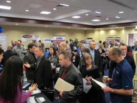 job fair, Meridian, unemployment