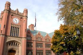 The University of Idaho in Moscow, Idaho.