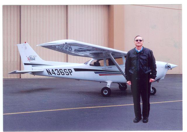 Bob Shaper flew 165 Angel Flights in 2011, the most of any Angel Flight Pilot