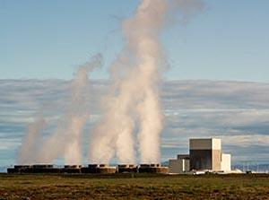 The Columbia Generating Station in southeast Washington