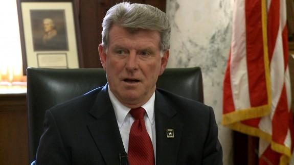 "Governor ""Butch"" Otter"