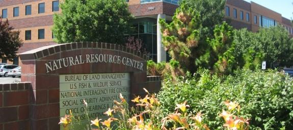 Natural Resource Center BLM