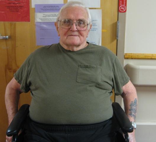 Idaho Veteran Leonard Brown