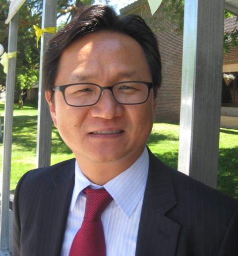 South Korean Economic Counselor Haekwan Chung