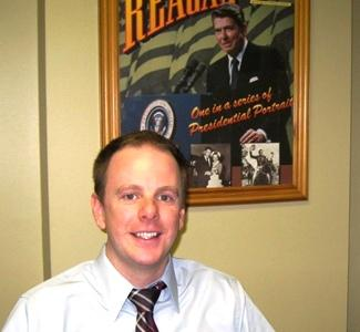 Jonathan Parker, Executive Director of the Idaho Republican Party