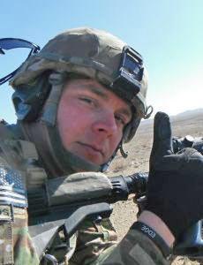 Sgt. Michael Ristau