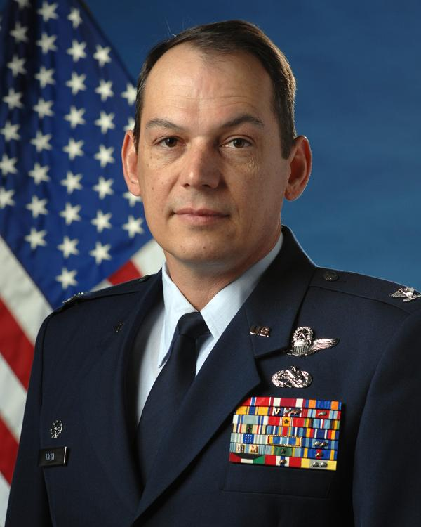 "Colonel William ""Brad"" Richy"