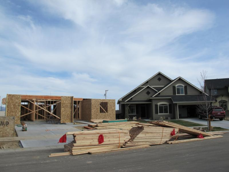 Demand for new homes in the Boise area improved this year as existing home prices began to rise.