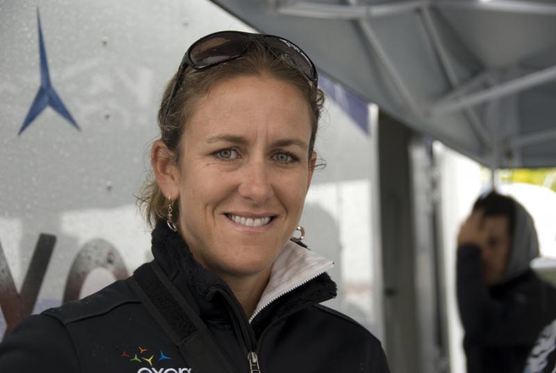 Kristin Armstrong races for the Boise, Idaho based team Exergy 2012.