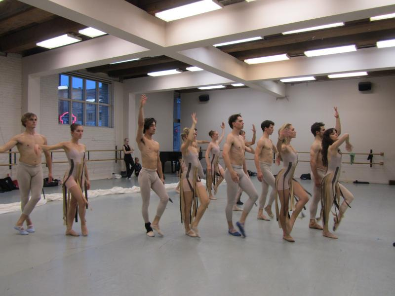 There's a universal theme of suffering, healing and celebration in Ballet Idaho's latest piece choreographed by Alex Ossadnik.