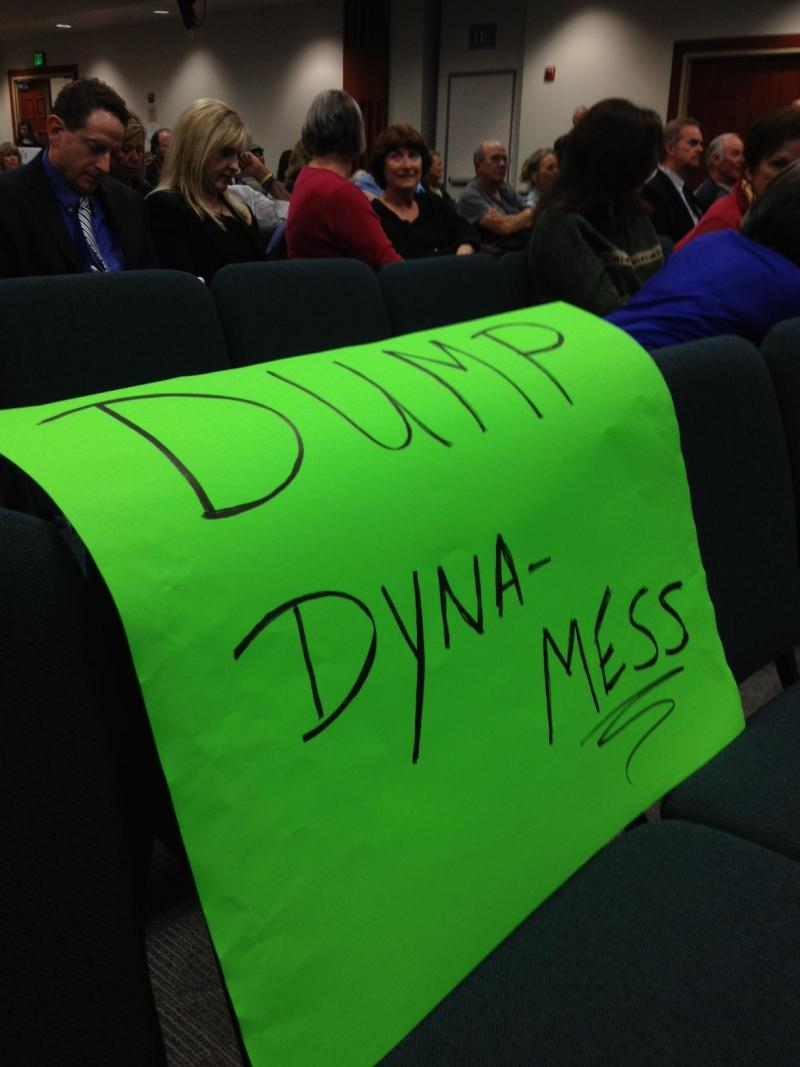 Ada County residents voiced their opinions at the first public meeting on the controversial Dynamis project.