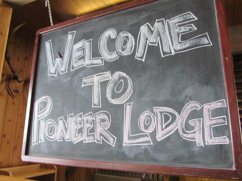 The Pioneer Lodge is a popular spot for people trying to avoid the Treasure Valley's recent inversion.