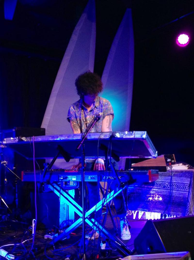 Trevor Powers, who performs as Youth Lagoon, played a special show for Boise fans before beginning his spring tour.