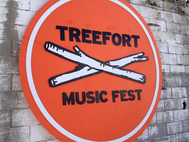 This marked the second Treefort Music Fest.