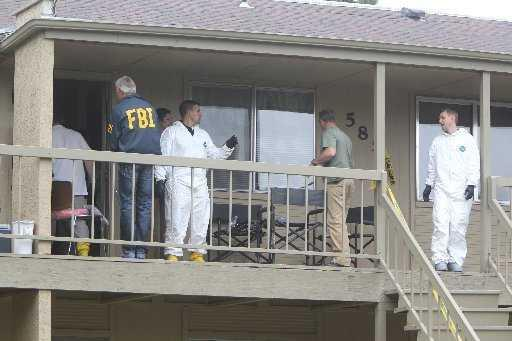 FBI Terrorist Arreset Fazliddin Kurbanov