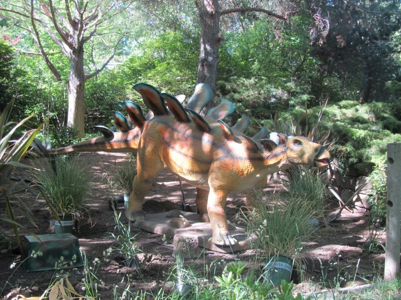 Zoo Boise says it's a fun way for kids to learn about dinosaurs.