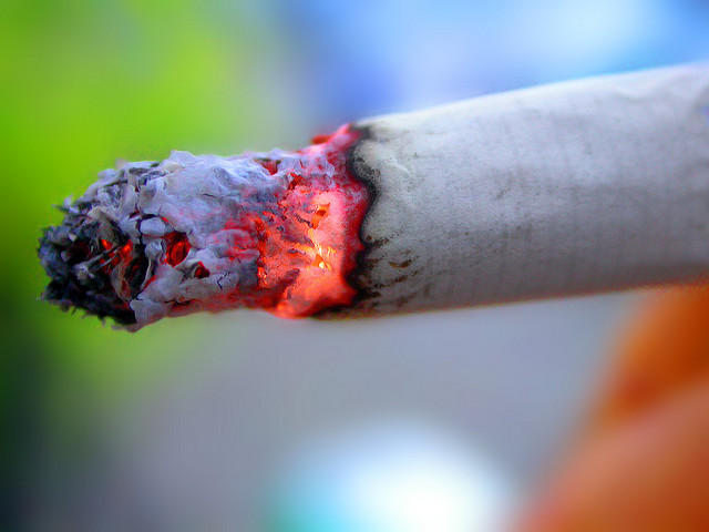 cigarette, tobacco