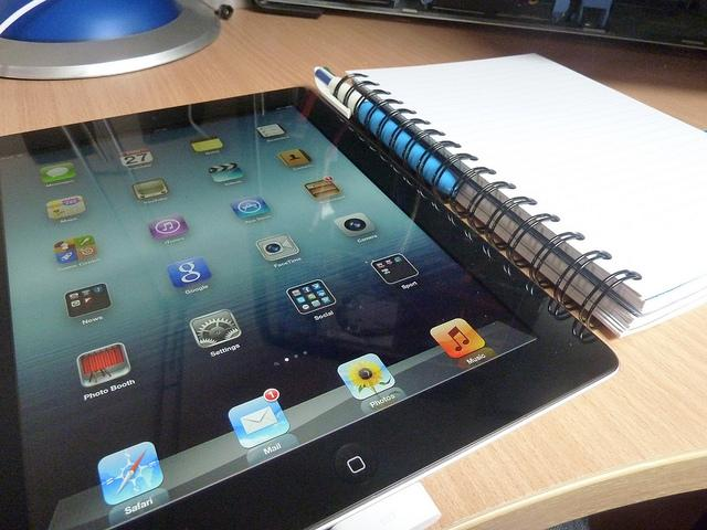 ipad, tablet, technology