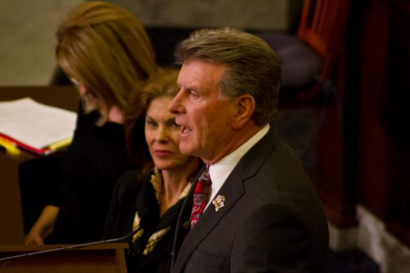 Butch Otter, state of the state