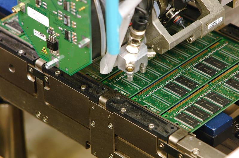 Micron, circuit boards