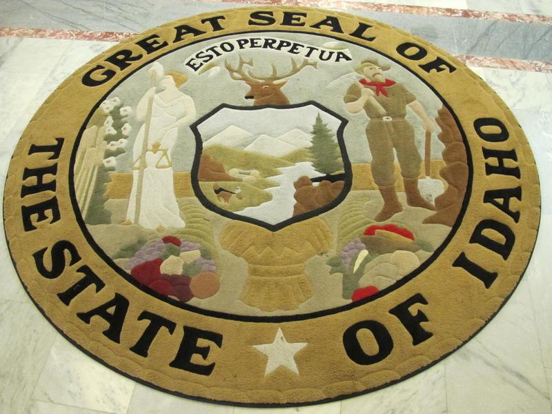 state seal, legislature