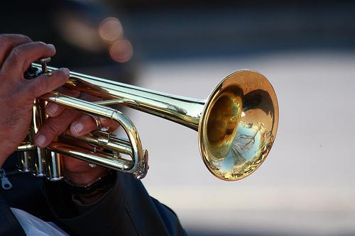 trumpet, jazz