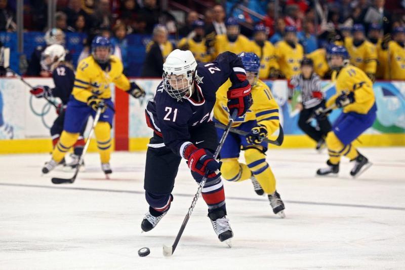 Hockey, Olympics