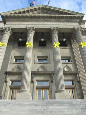 Idaho Capitol, statehouse