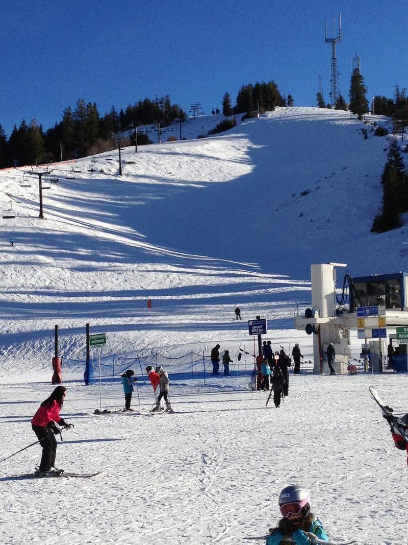 Bogus Basin, ski