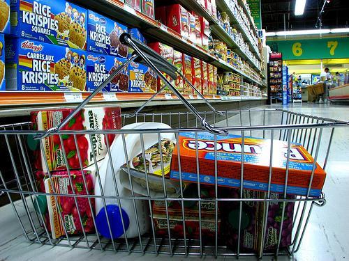 food, groceries, store