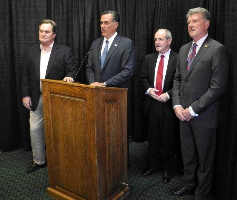 Romney, Simpson, Otter, Risch