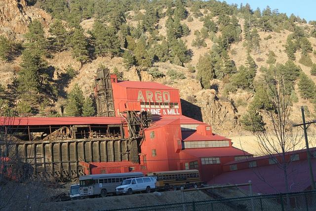 idaho gold mine