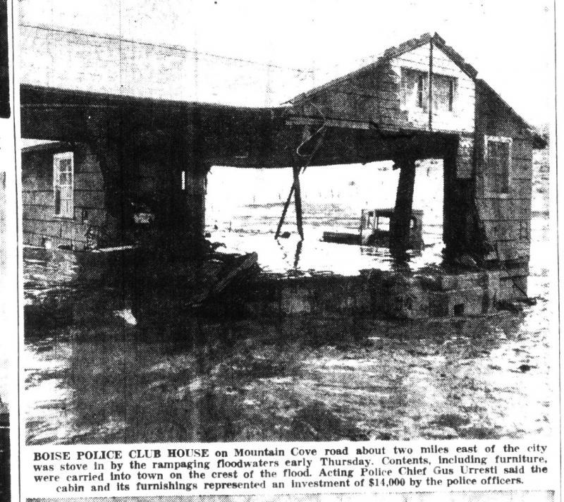 historic photo, Cottonwood creek