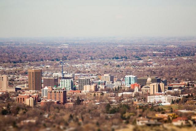 Boise, Air Quality