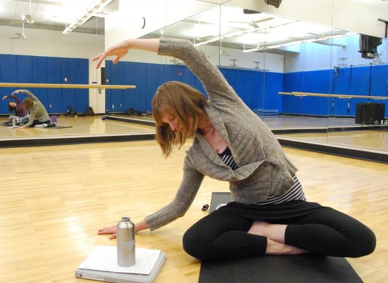 yoga, boise state
