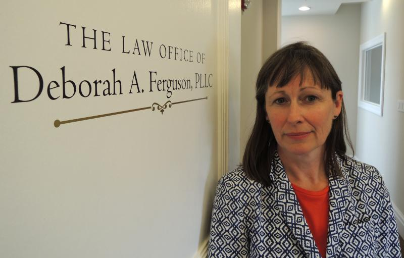 Deborah Ferguson, gay marriage, lawyer