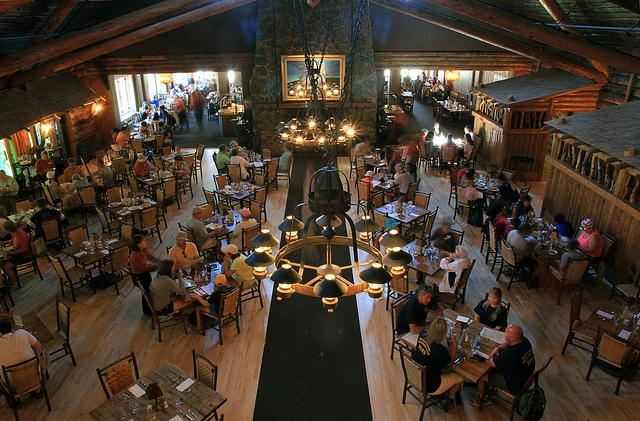 Yellowstone, Old Faithful Inn