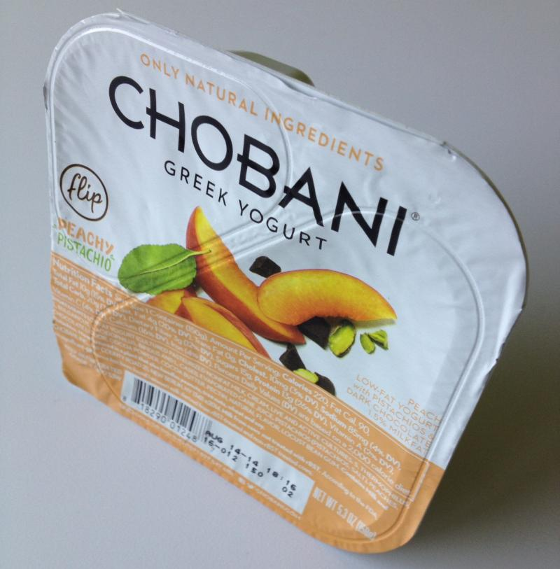 yogurt, chobani