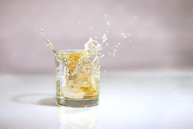 whiskey, alcohol, drink
