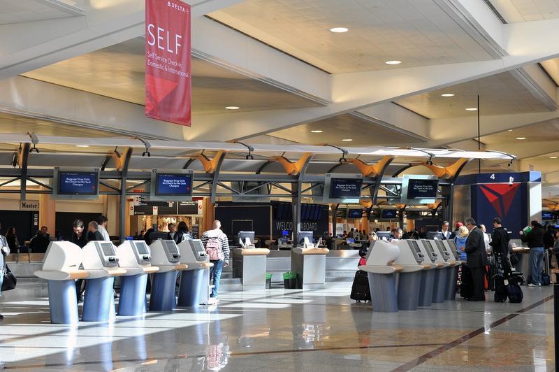 delta, atlanta, airport