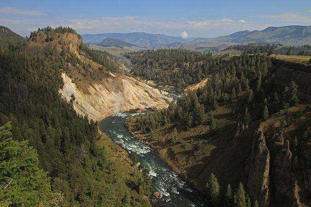Yellowstone National Park. The director of the National Park Service is one of nearly 200 appointed positions that have yet to be filled by the Trump Administration.
