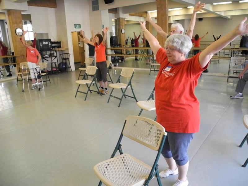 Parkinson's Disease, dance class