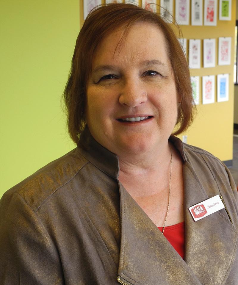 jana jones, education, election 2014